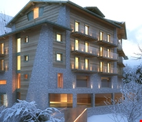 Hotel White Angel i Cervinia