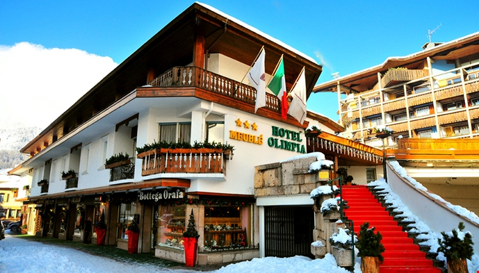 Hotel olimpia sts alpresor for Hotel meuble oasi