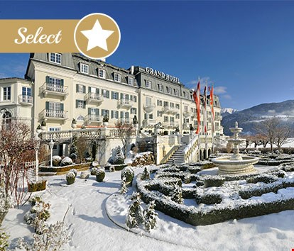 Grand Hotel Zell am See - Zell am See
