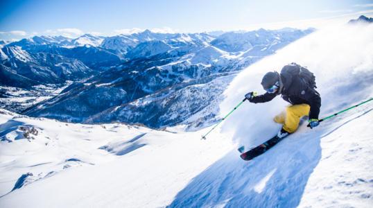 Skidresor Frankrike Fantastisk Skidakning Och Europas Basta Offpist Sts Alpresor