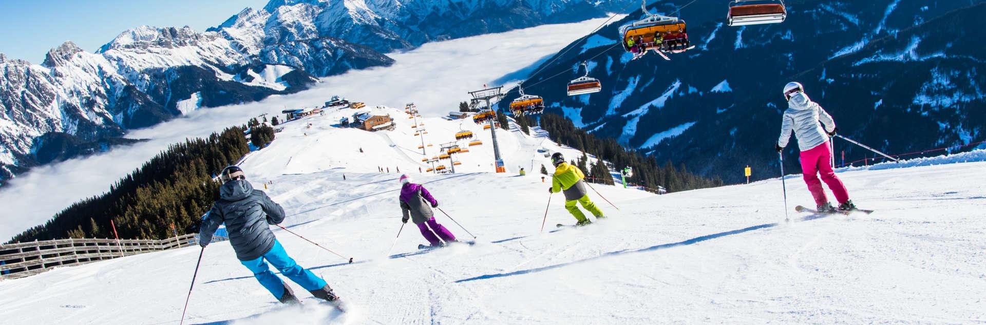 Skidresor Till Saalbach Boka Din Skidresa Hos Sts Alpresor