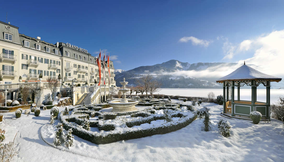 Grand hotel zell am see sts alpresor for Designhotel zell am see